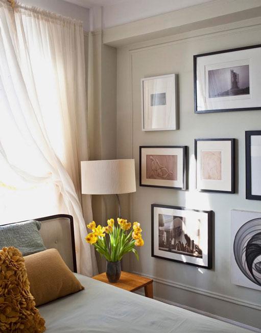 Central Park West - Apartment Bedroom