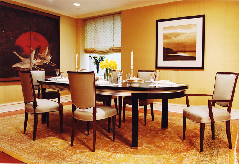 Central Park West - Apartment Dining Room