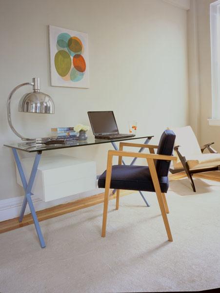 Upper West Side Apartment Desk