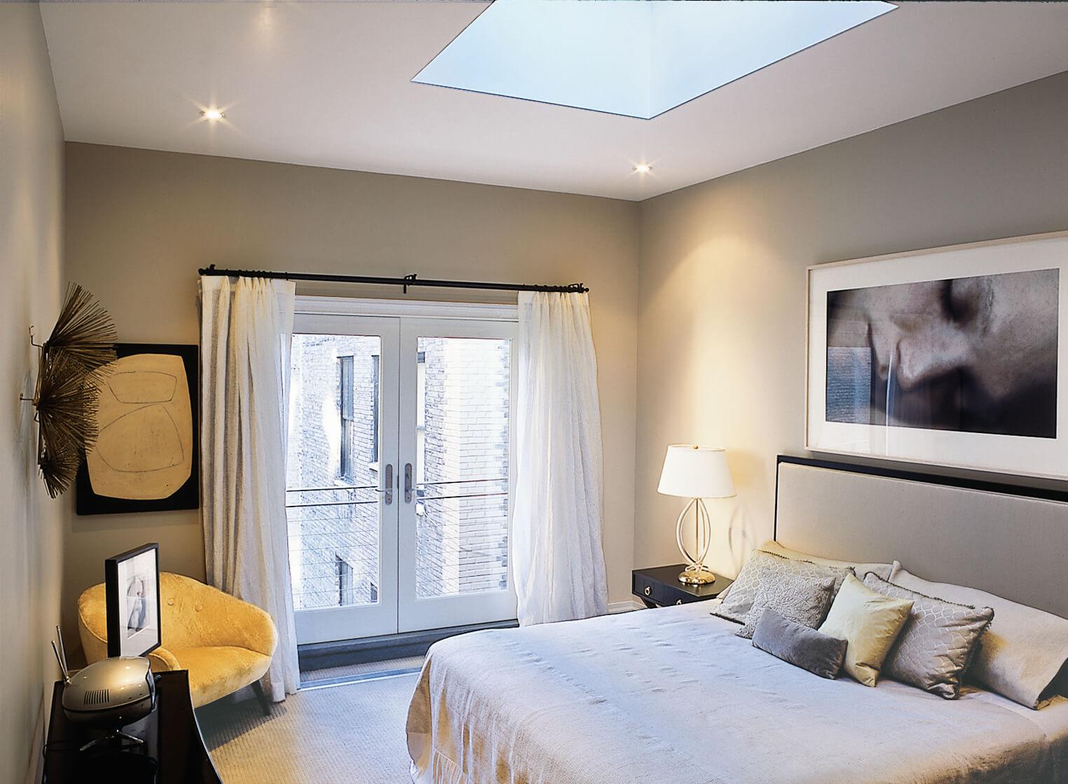 Park Avenue Penthouse Bedroom