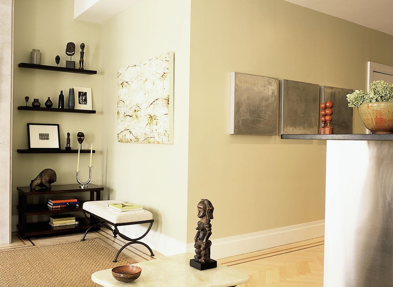Park Avenue Penthouse Living Space