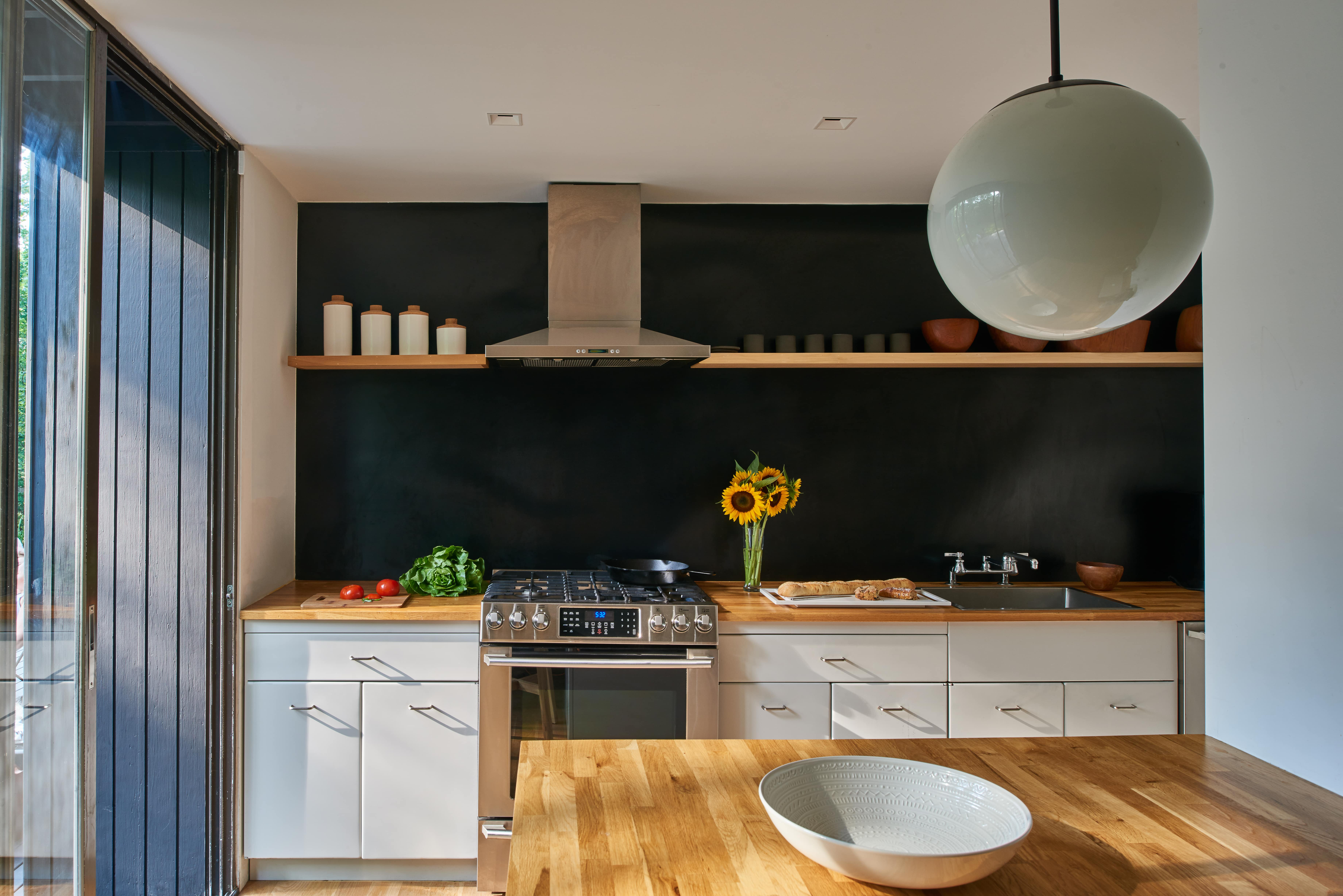 East Hampton House Kitchen