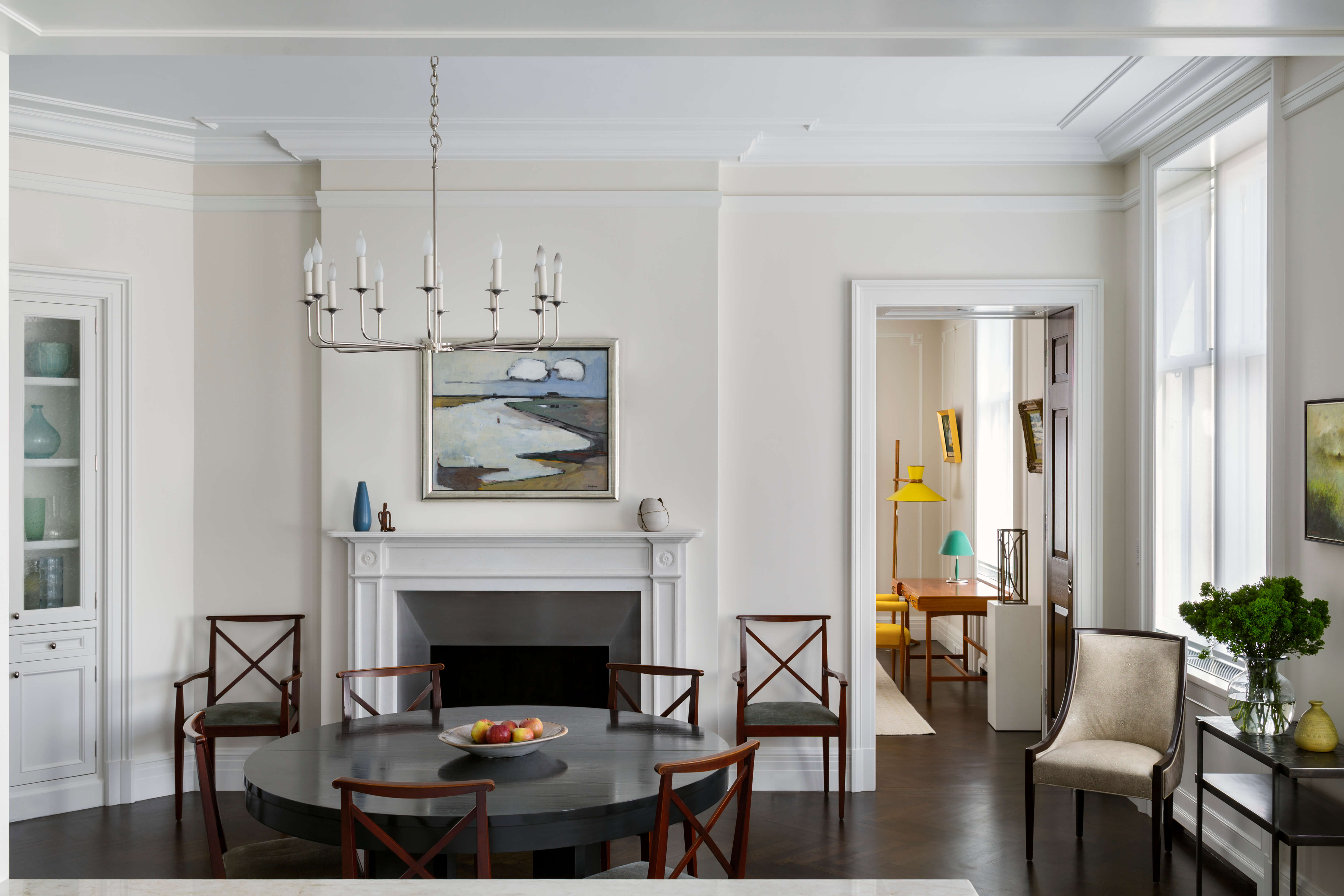 The Apthorp Dining Room