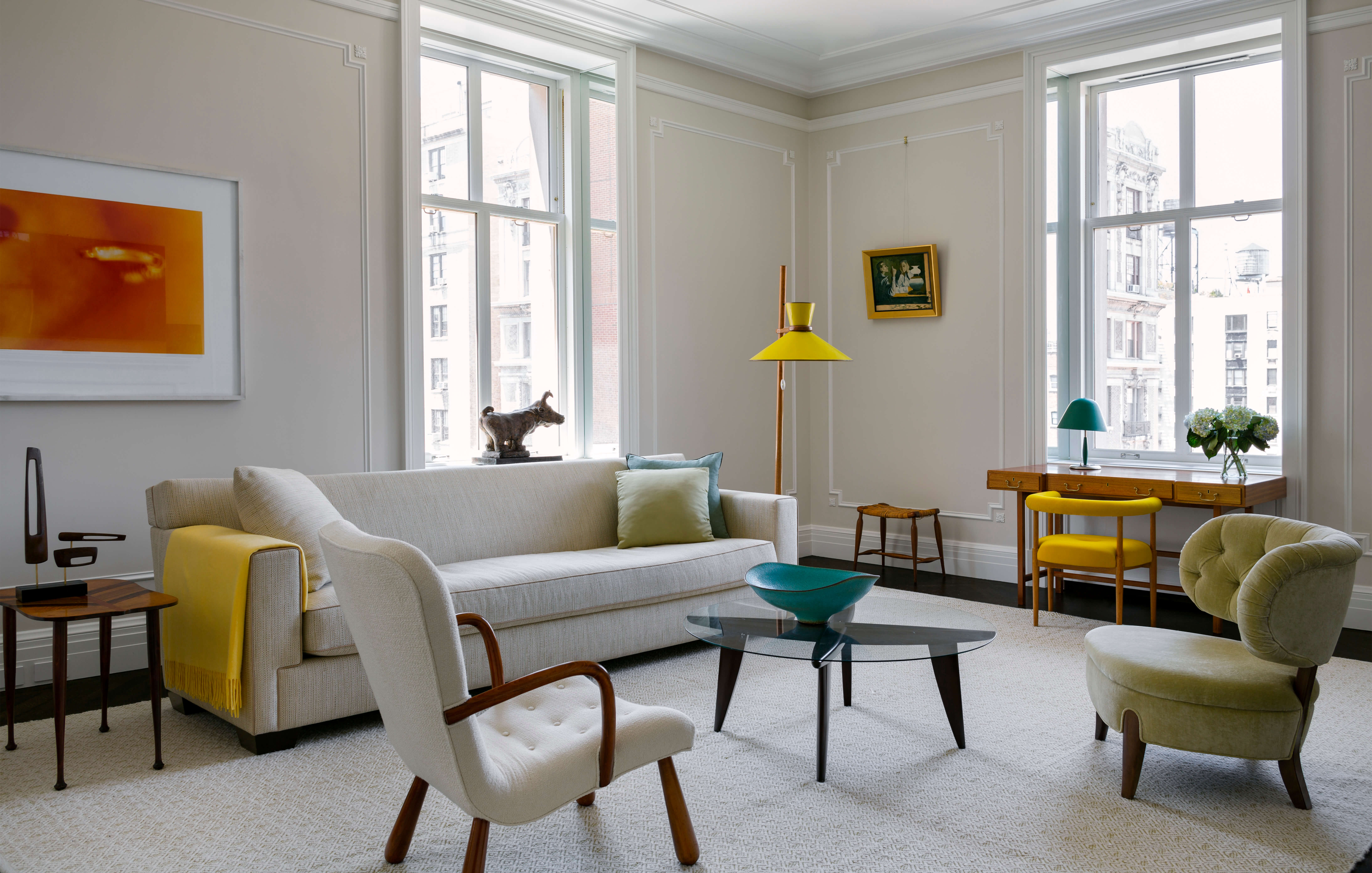 The Apthorp Living Room