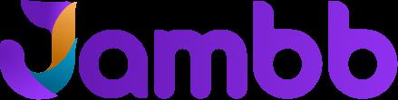 "Logo for Jambb Inc. (Pronounced ""Jam"")"