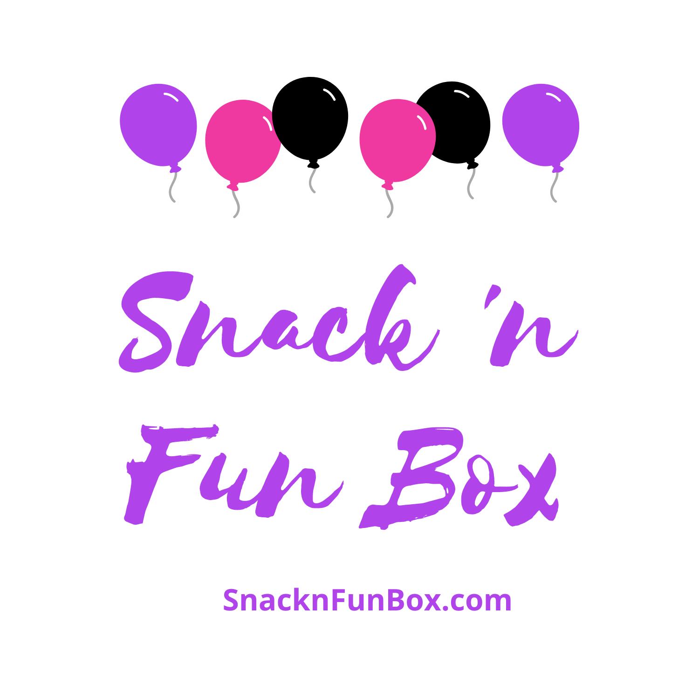 Snack n Fun Box Logo