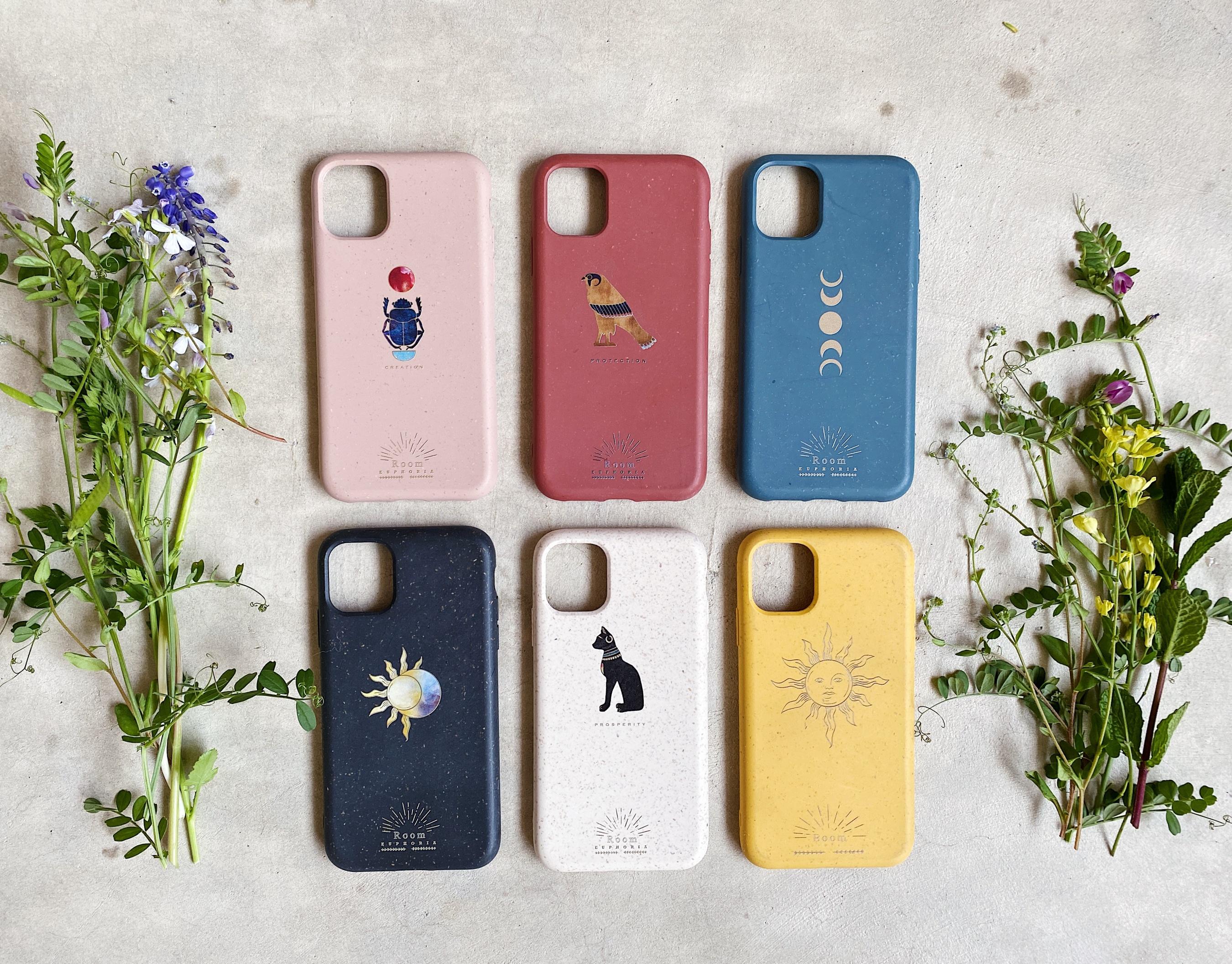 エコiPhoneケース  ( iPhone7-11)