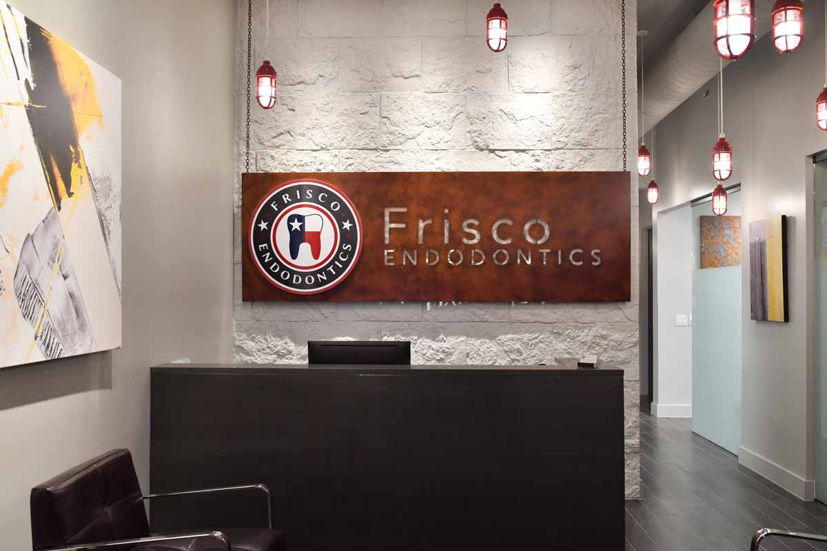 interior of frisco endodontics