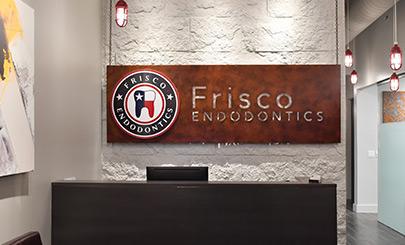 interior of frisco endodontics