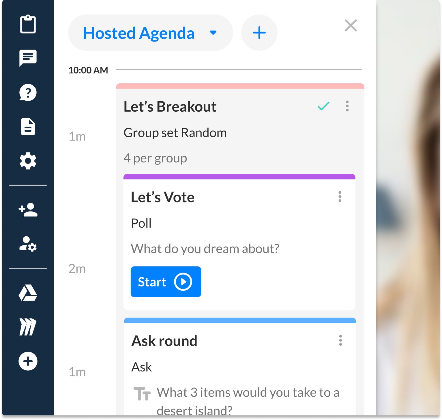 Auto assign participants into group