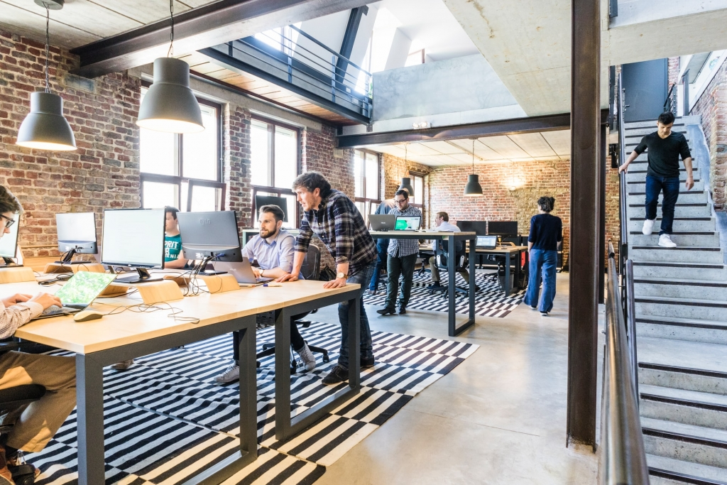 4 Reasons Why Startups Are The Best Workplaces