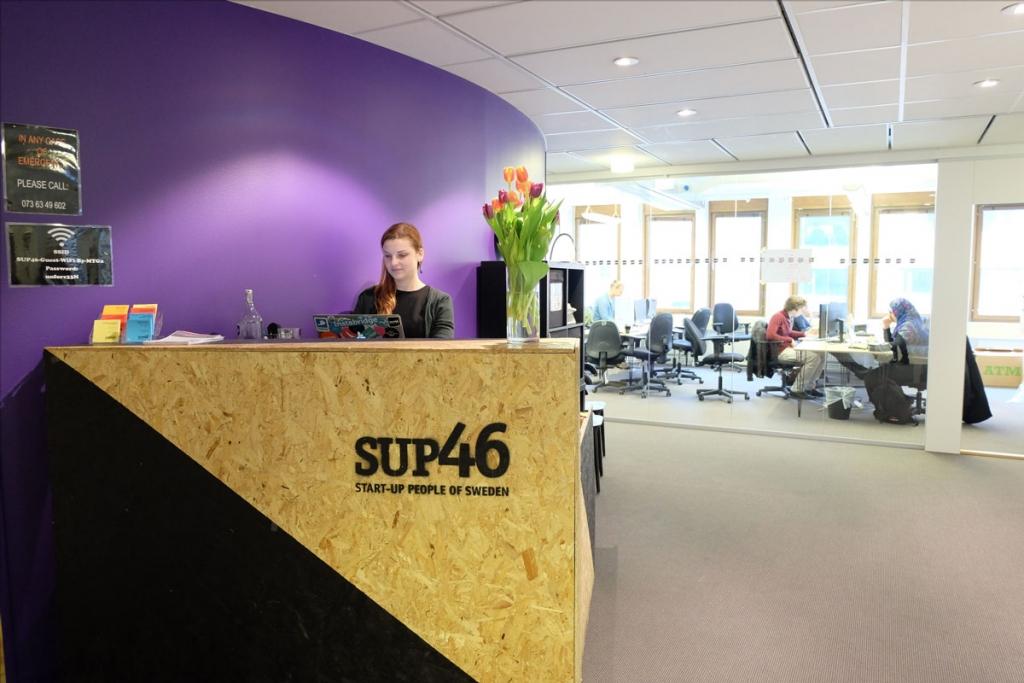 SUP46 Stockholm