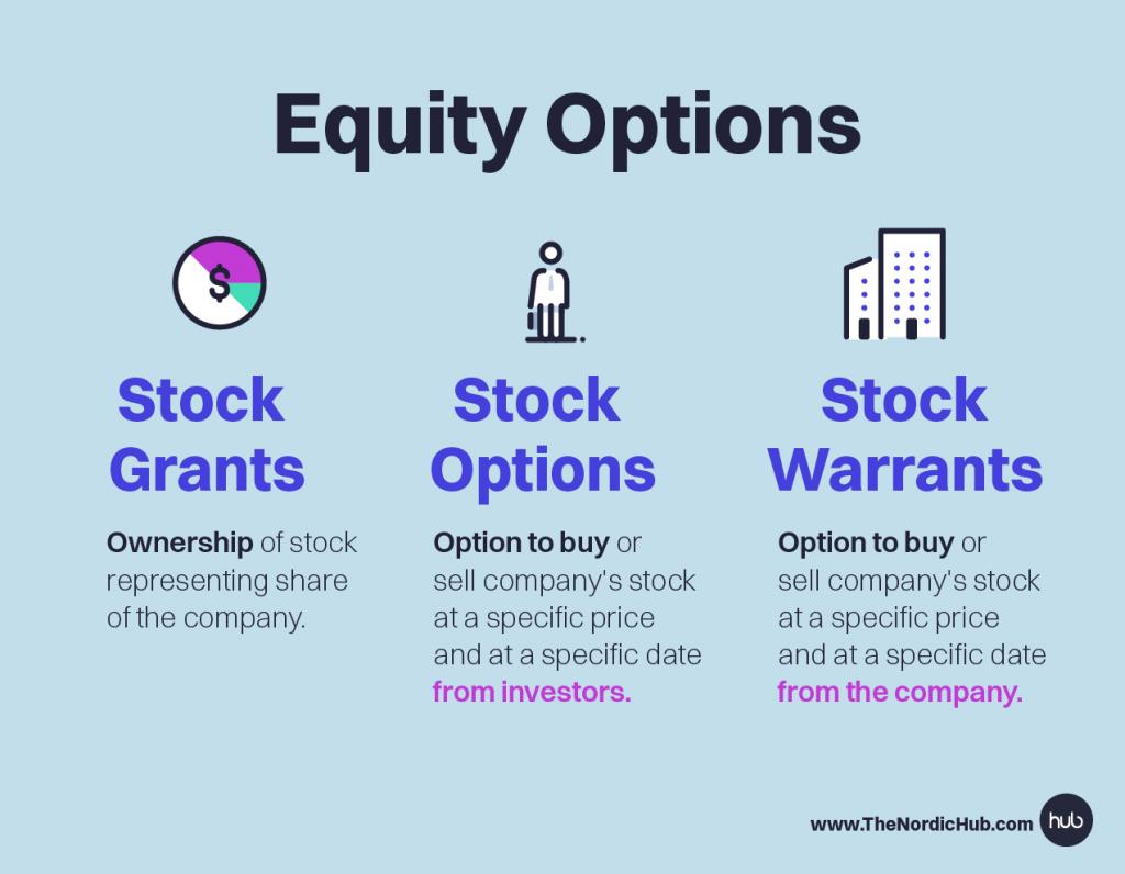 stock option vs warrants