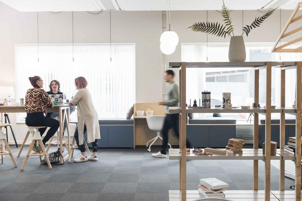 Science Park Gotland innovation center in Sweden