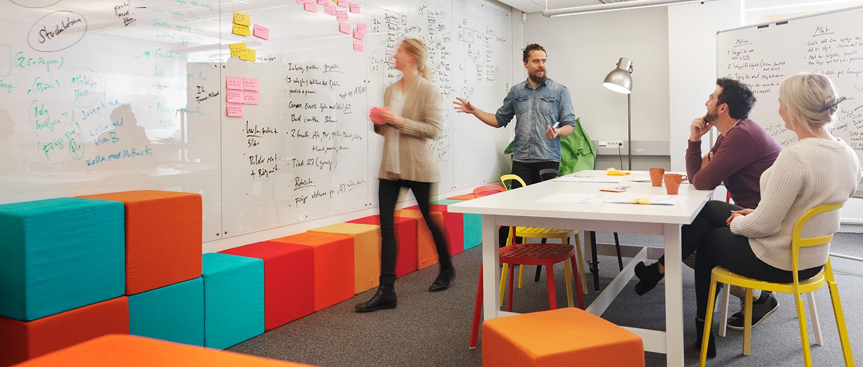 Innovation Park innovation center in Värmland, Sweden