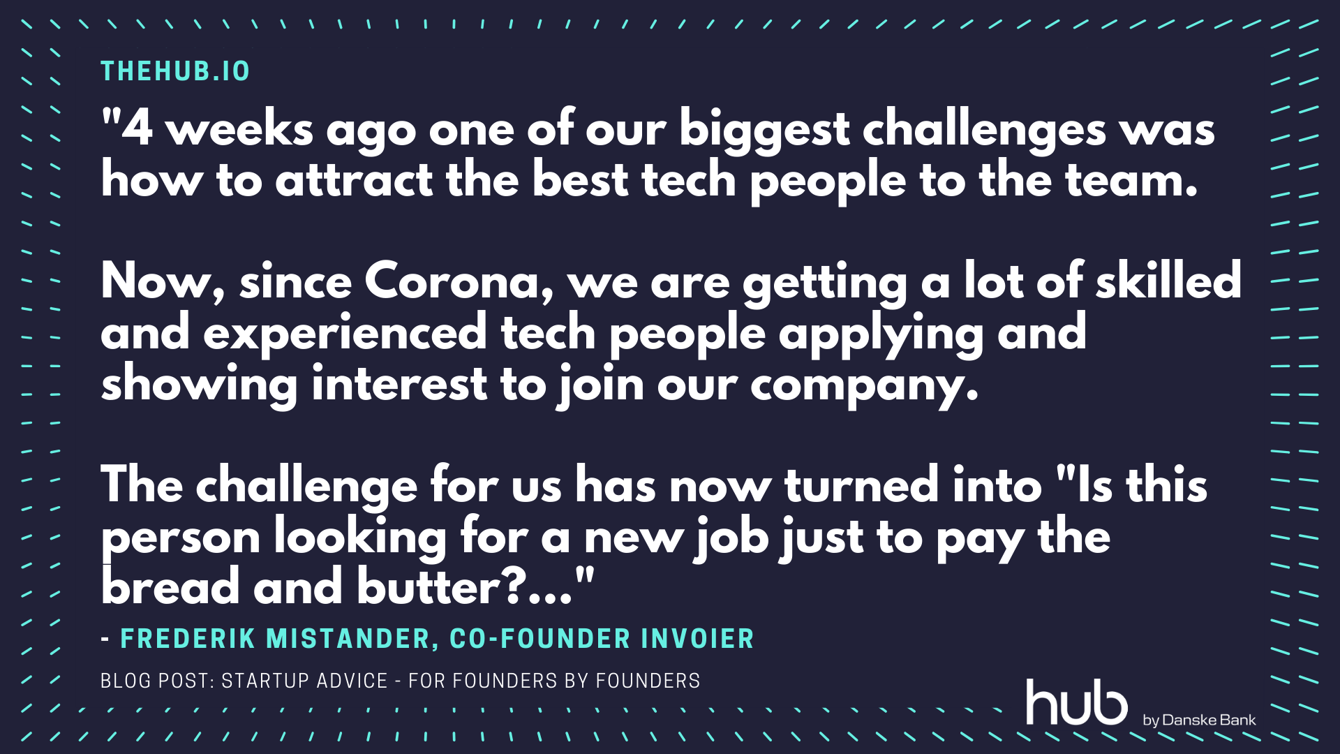 startup founder advice