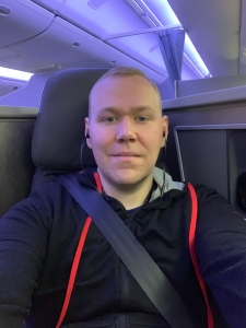 CEO and a co-founder of Phaver