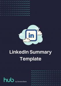 LinkedIn Summary Template