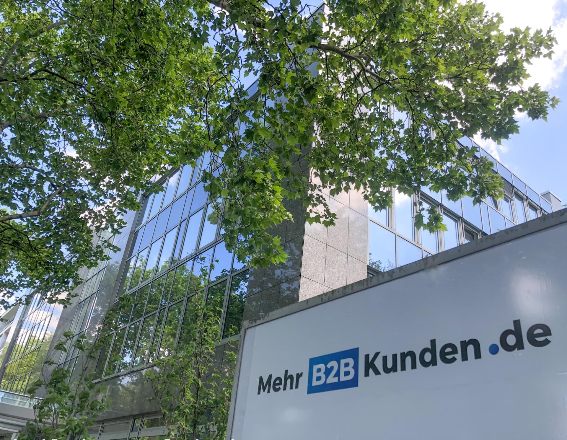 MehrB2BKunden.de Standort in Köln