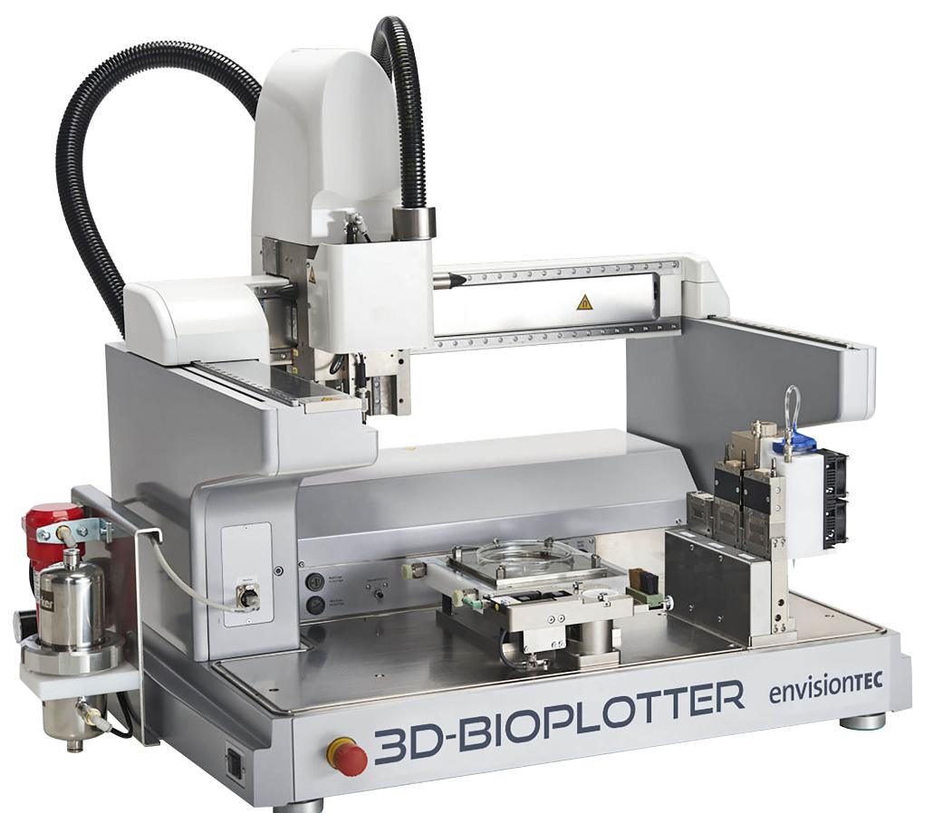 Envisiontec 3D Bioplotter printer