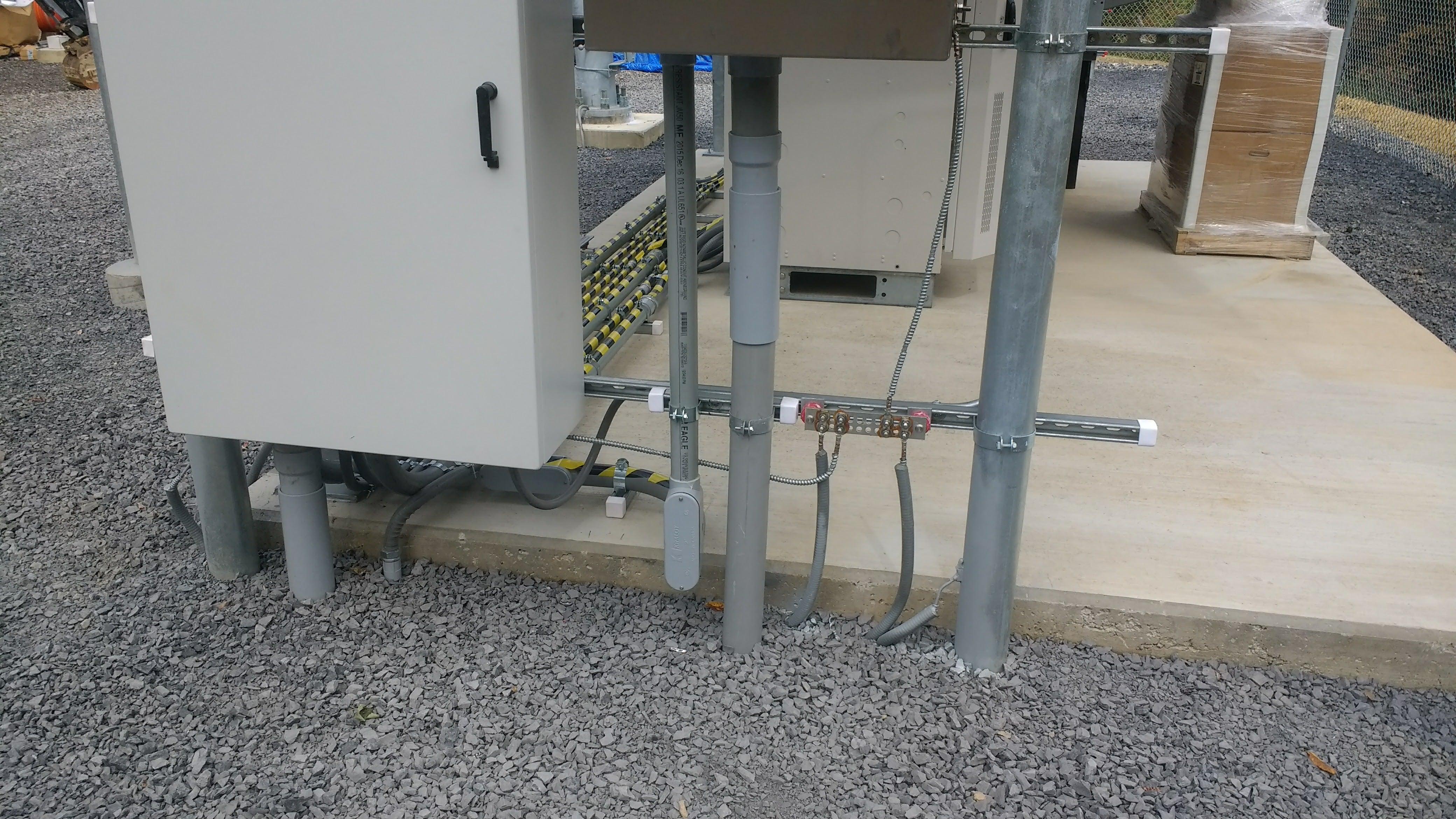 equipment installation pittsburgh