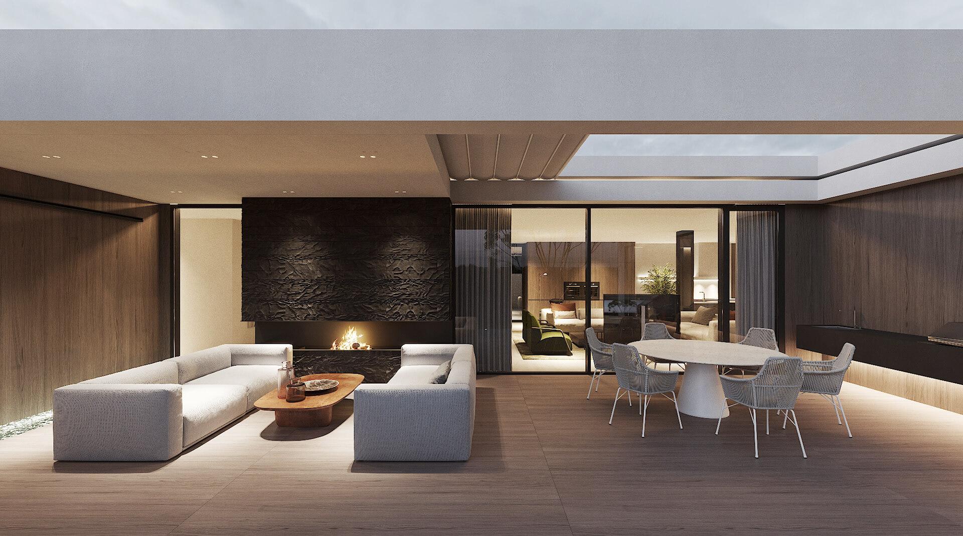 Interior design in Costa Mesa, CA