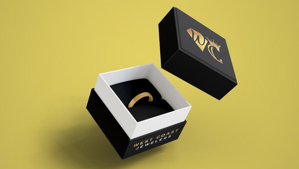 jewelry store web design