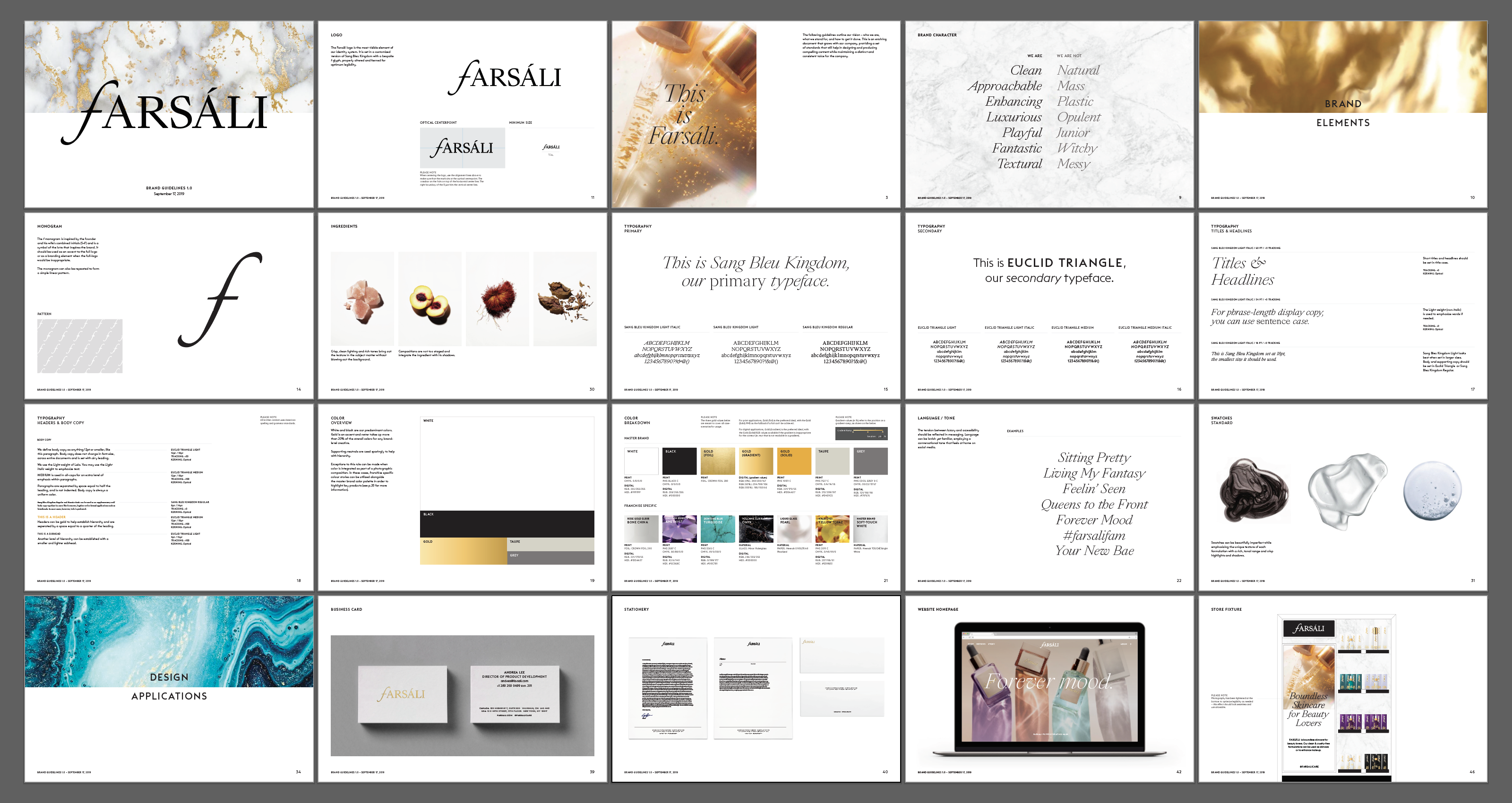 Farsali bill board mockup