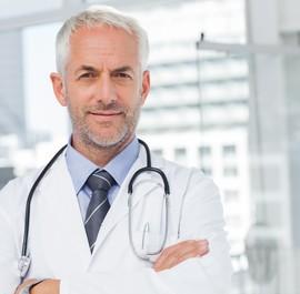 portret lekarza