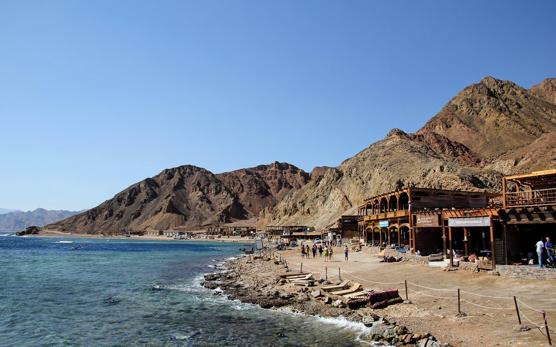 Dahab, Egypt.