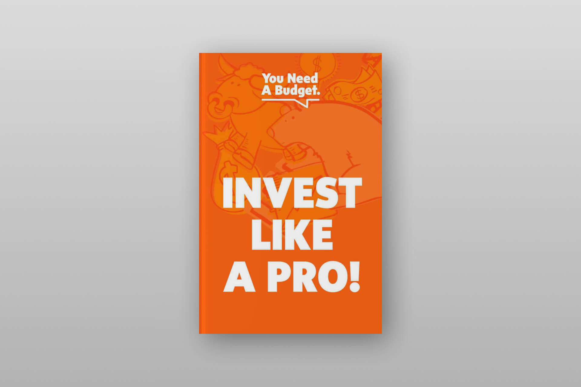 Invest Like a Pro by Jesse Mecham