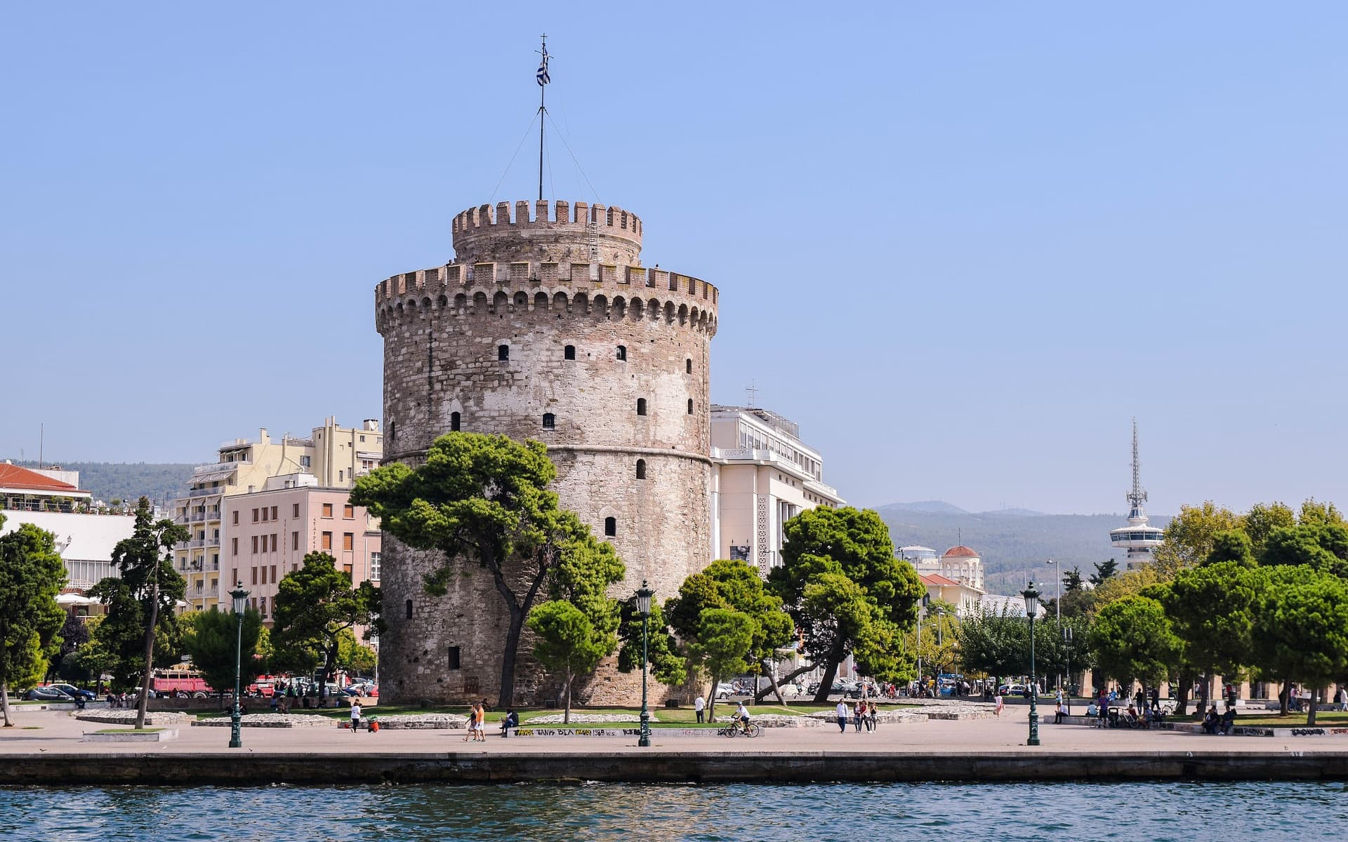 Thessaloniki, Greece.
