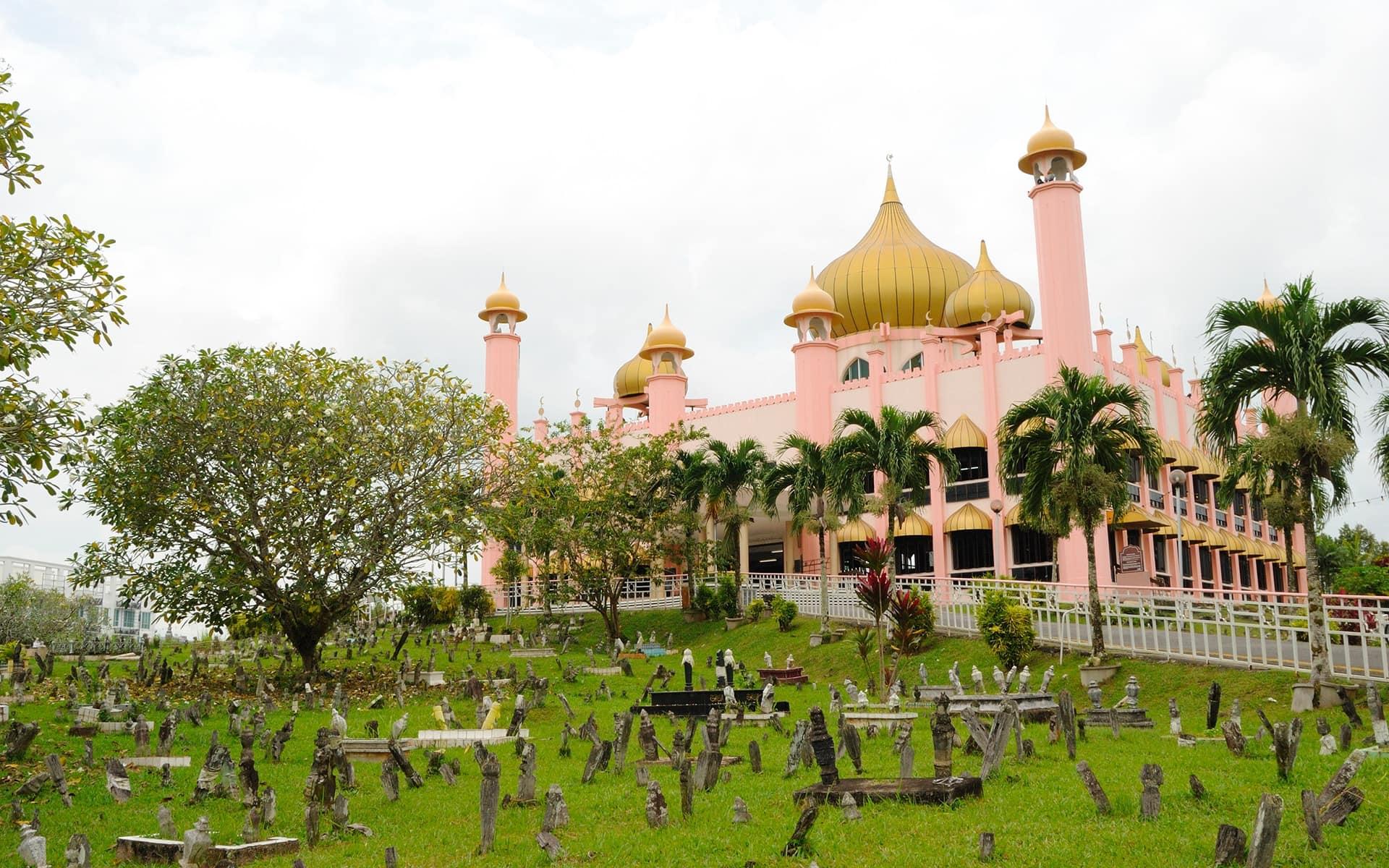 Kuching, Malaysia.