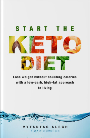 Start the Keto Diet by Vytautas Alech