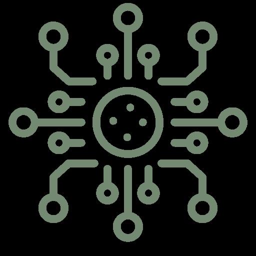 """Symbol zur visuellen Darstellung des Stichwortes """"Digital First""""."""