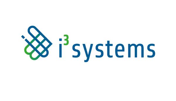 Logo der i3systems GmbH.