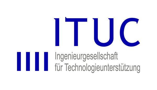 Logo der ITUC GmbH.