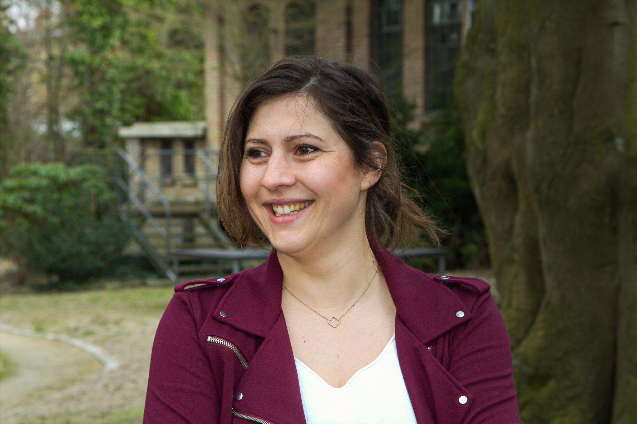 Ein Bild von Anna-Careen Urban, eine Gründerin der pionira GmbH.