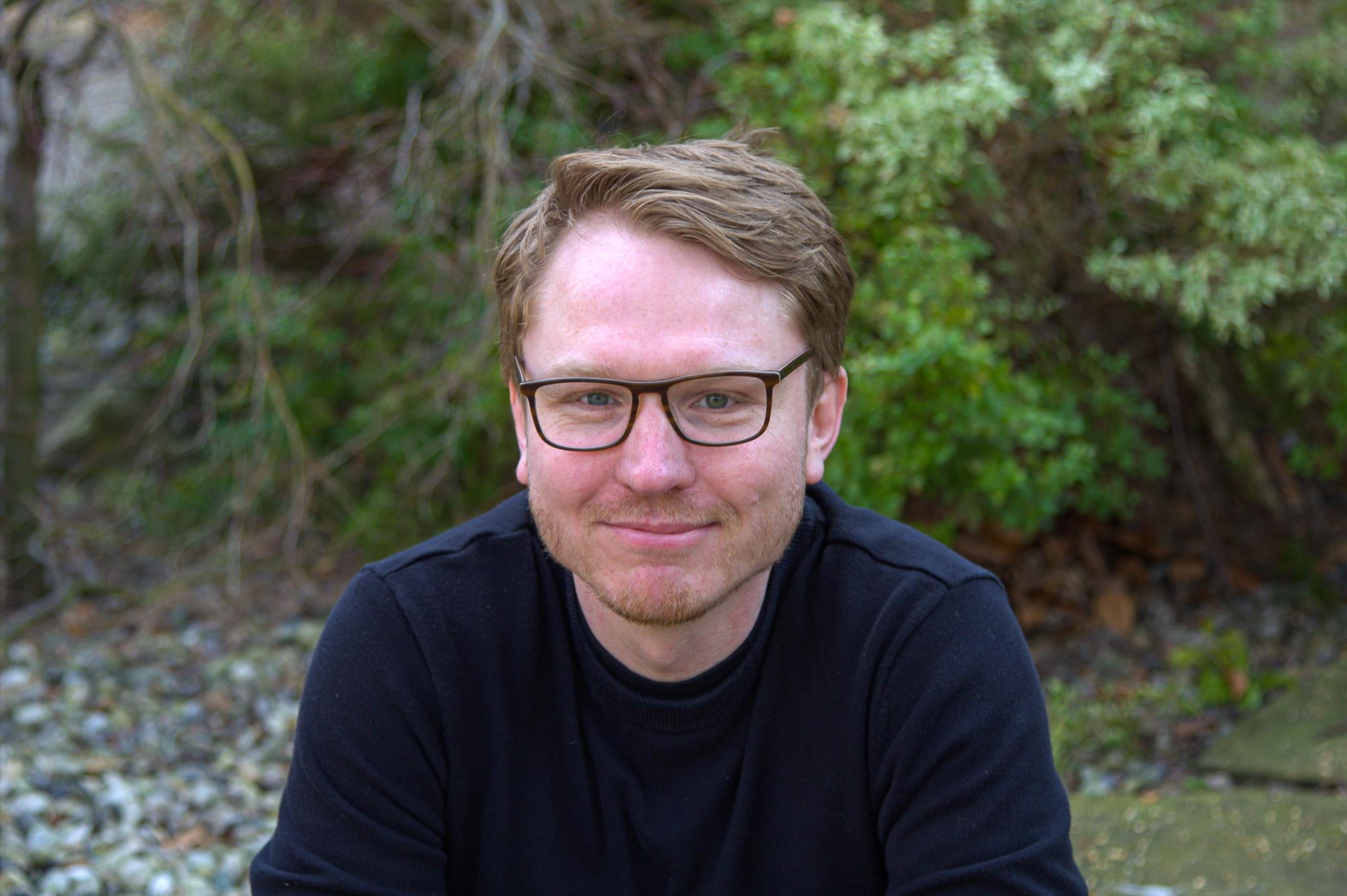Ein Bild von Tino Reiße, ein Gründer der pionira GmbH.