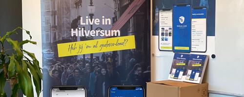 Live in Hilversum en Pijnacker-Nootdorp!