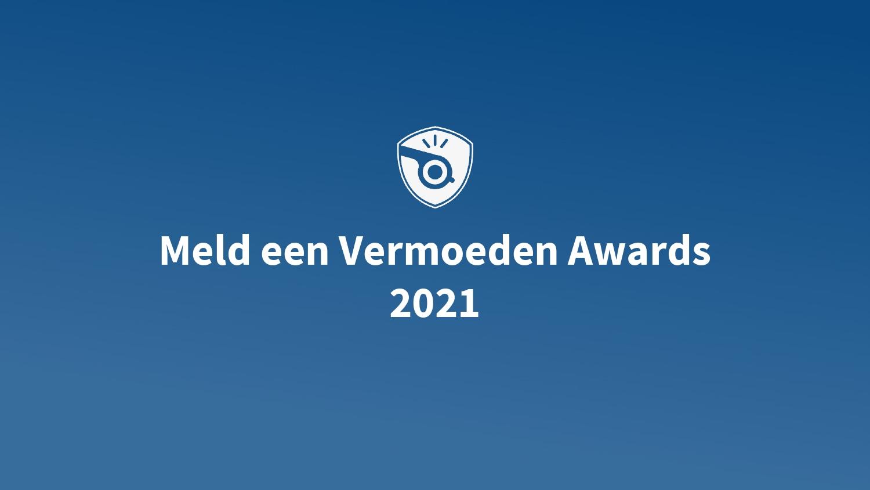 Meld een Vermoeden Awards 2021