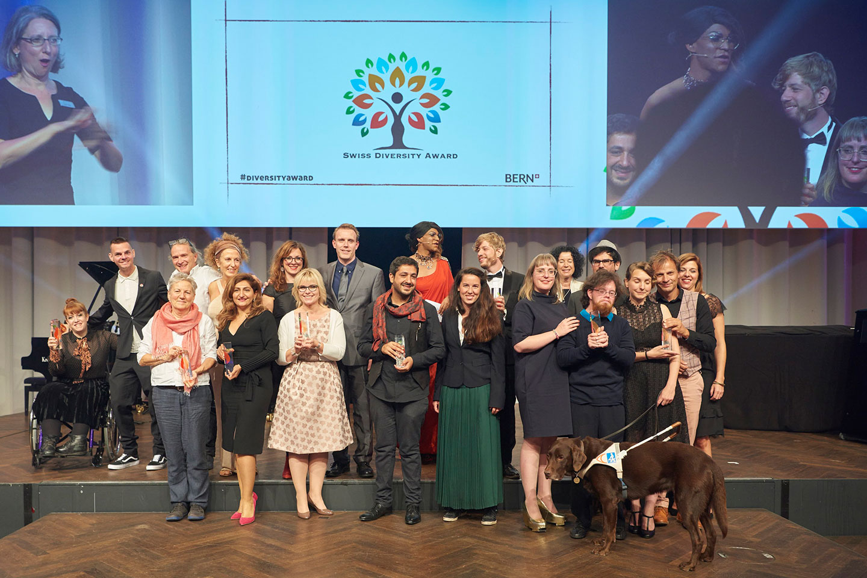 Swiss Diversity Awards 2018