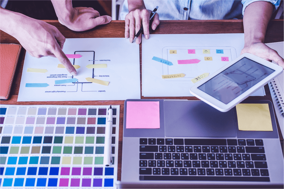Corre MKT agencia de design
