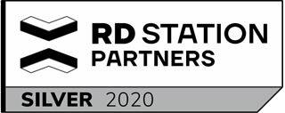 selo RD Station Partner Silver Corre MKT
