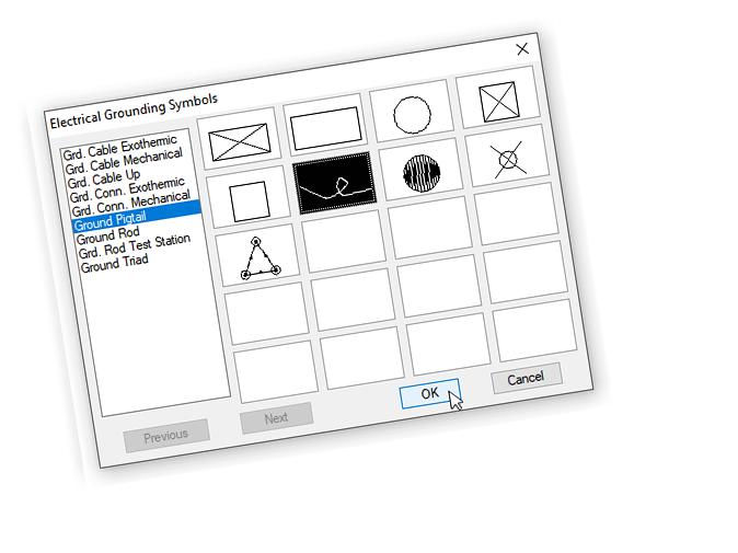 Electrical Symbols for AutoCAD / AutoCAD LT