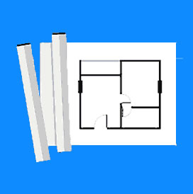 Architectural add-ons and utilities for AutoCAD. We offer both block libraries and LISP routines that can be easily loaded into AutoCAD.