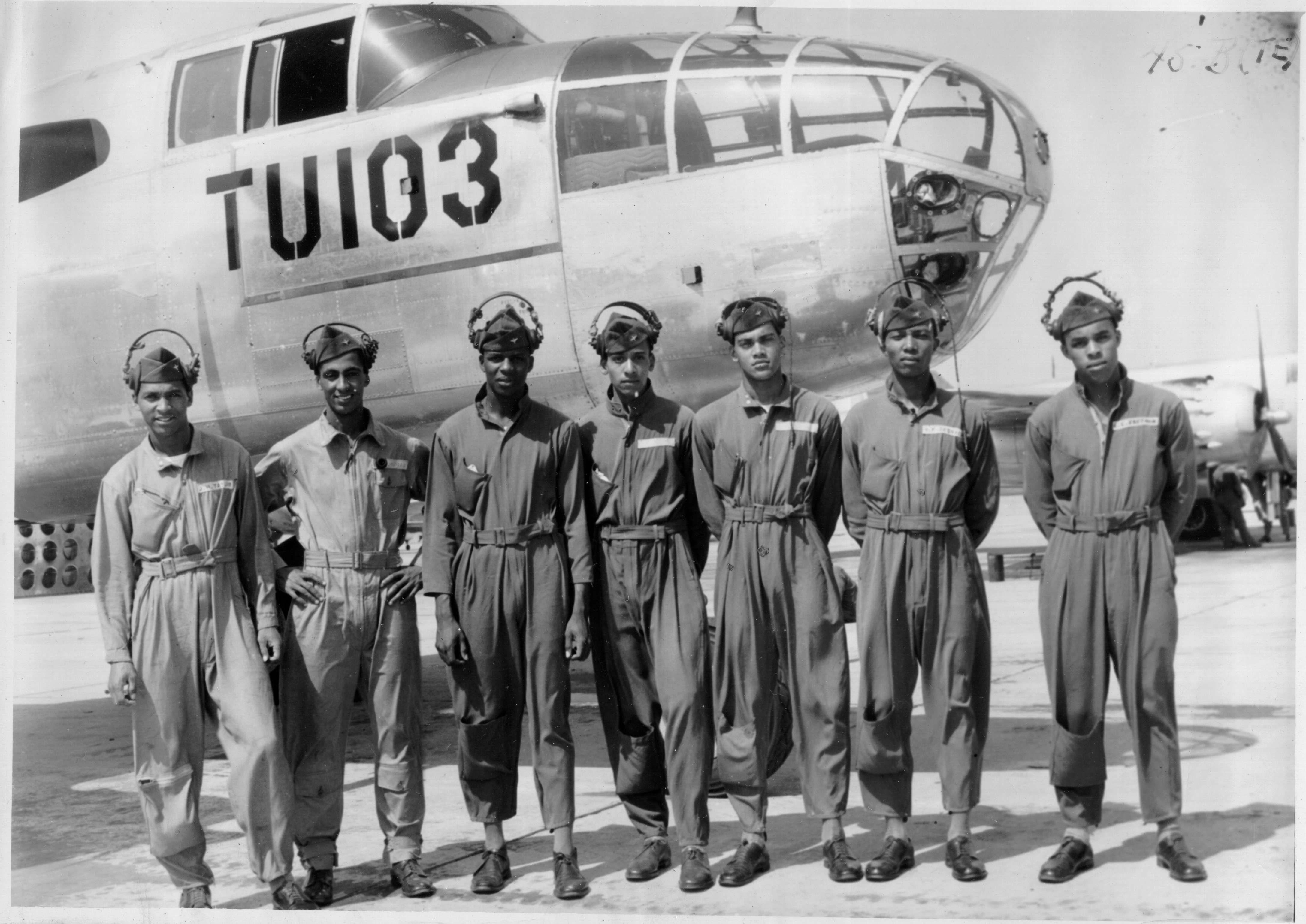 Tuskegee Airman Hero