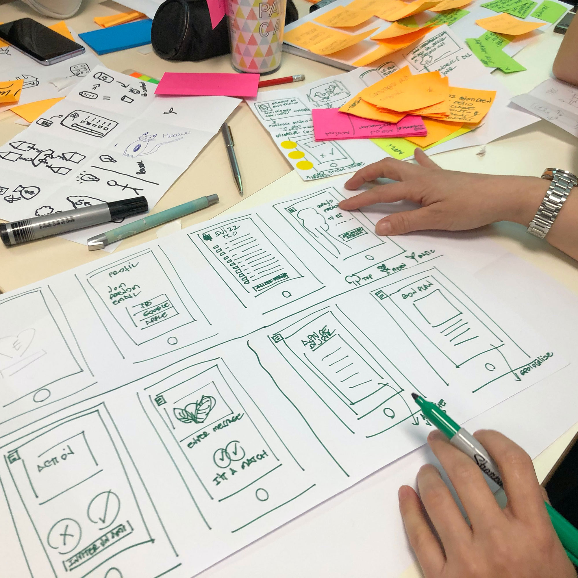 How to juggle a UX bootcamp with a full time job