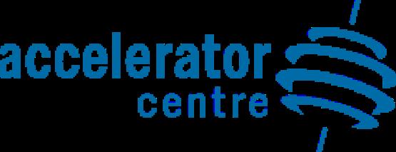 Accelerator centre logo