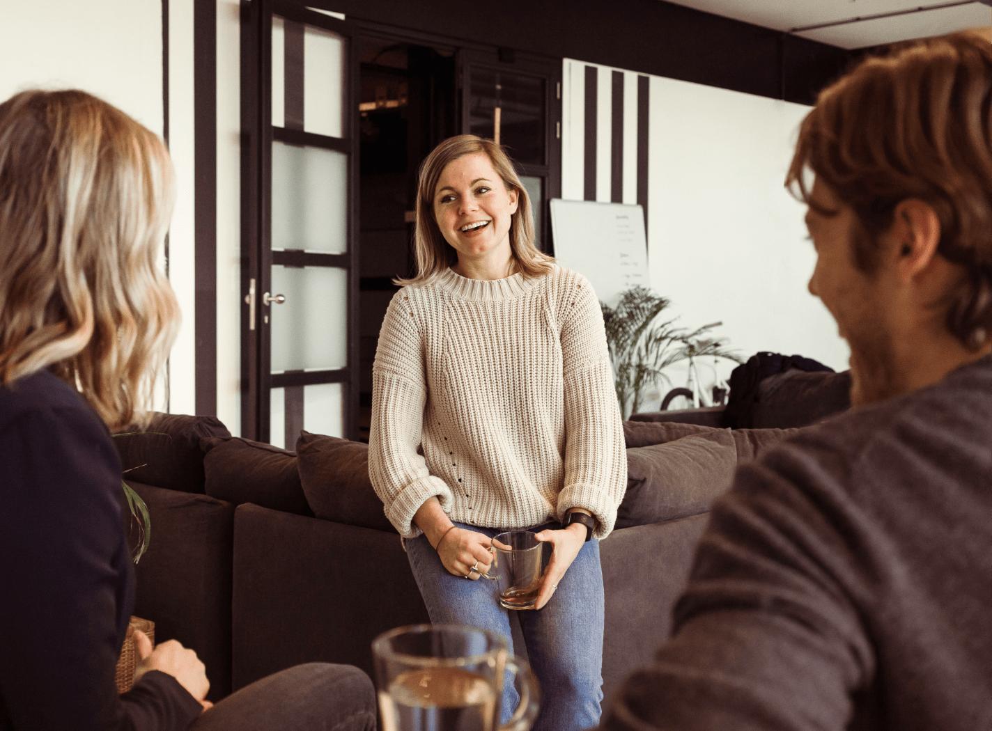 In 8 coaching sessies leert jouw werknemer om te gaan met stress, werkdruk, verandering en onzekerheid.